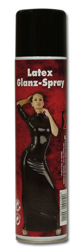 Latex Gloss Spray