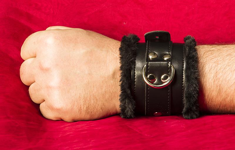 Vegan Handcuffs