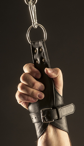 Handcuffs for Suspension