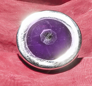 Anal jewelry Purple Midi 200 grams