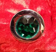 Anal jewelry Green Midi 200 grams