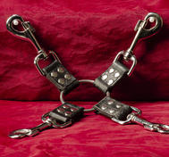 Hogtie 4 Way Leather