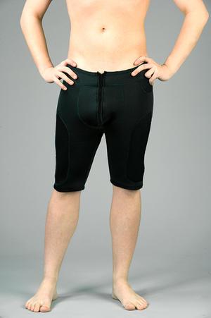 Neopren American Football Shorts