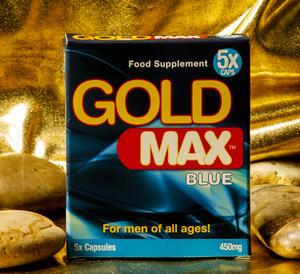 GoldMAX BLUE (5 Capsule)