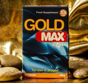 GoldMAX BLUE (10 Capsule)