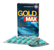 GoldMAX BLUE (20 Capsule)