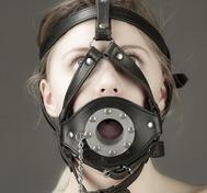 Head Harness with Plug