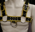 Leather Bondage Chest Harness