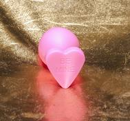 Heart silicon analplug (Be Mine)