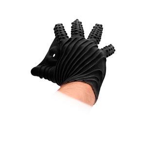 Fist It Masturbation Glove - Black