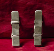 Heavy Metal Clothespins Clamps