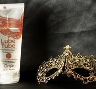 ORGIE  Lube Tube - Hot