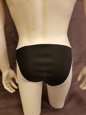 Neopren covered ass Briefs