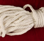 White Silk Rope