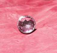 Anal jewellry Pink Small